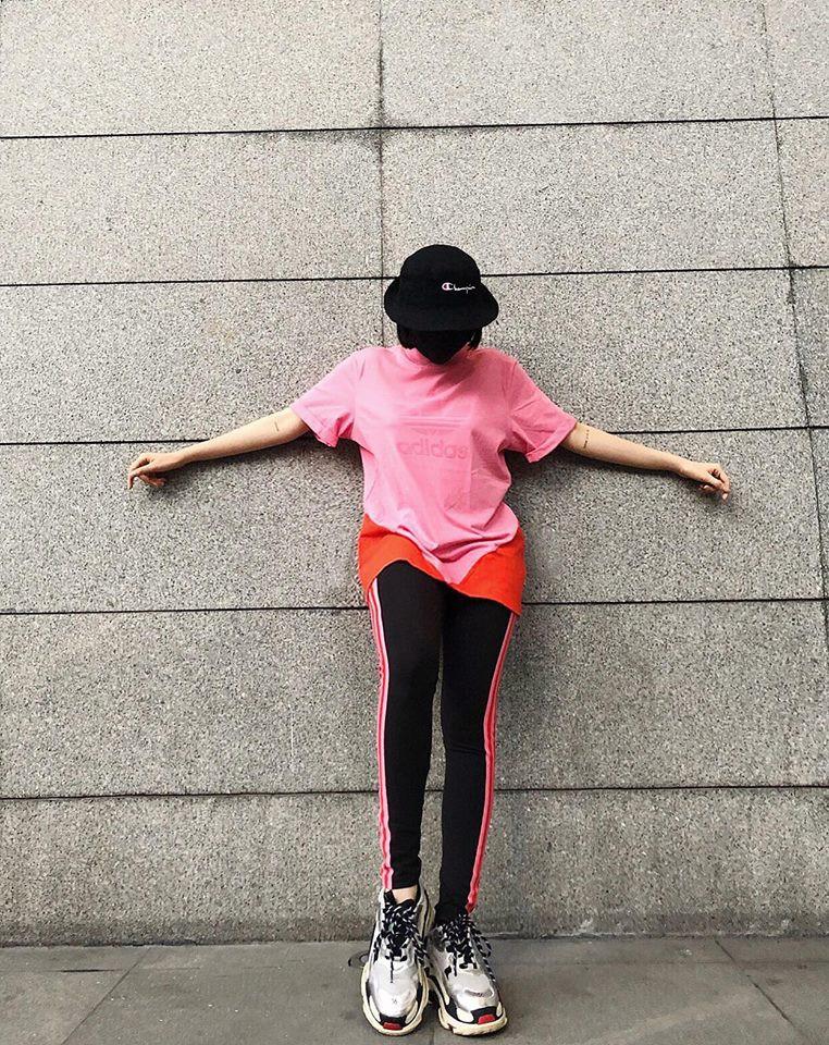 Một tuần của màu hồng: Sao Việt ăn diện gọn nhẹ thoải mái trong khi Sao thế giới lên đồ cool hết nấc! - Ảnh 3.