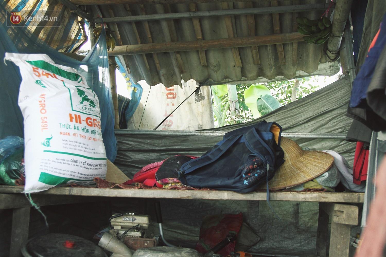 Người mẹ nghèo sinh 14 đứa con ở Hà Nội: Cố gắng tích góp để lỡ nằm xuống còn có cỗ quan tài, chứ chẳng phiền các con - Ảnh 6.
