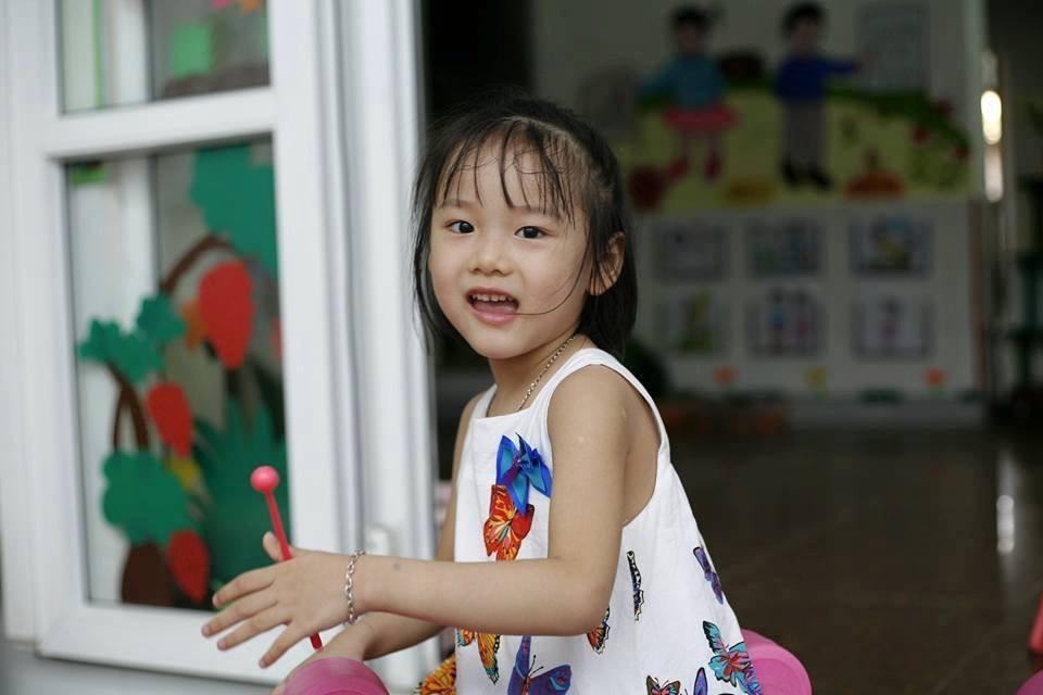 Bức thư gửi bé gái hiến giác mạc Hải An đạt giải Nhì cuộc thi viết thư quốc tế