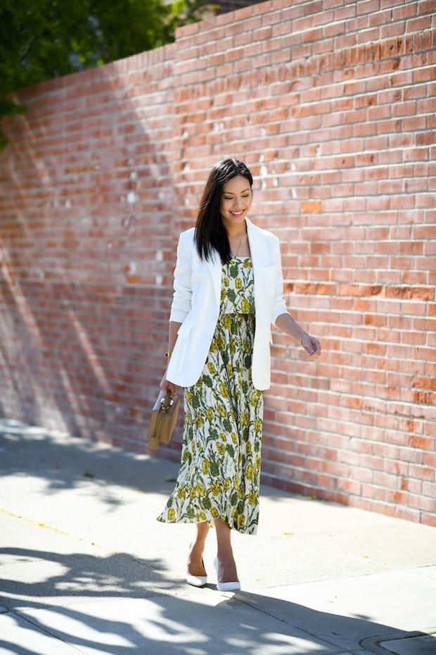 Các quý cô châu Á thi nhau khoe chân dài, eo thon trong loạt street style đầu hè - Ảnh 8.