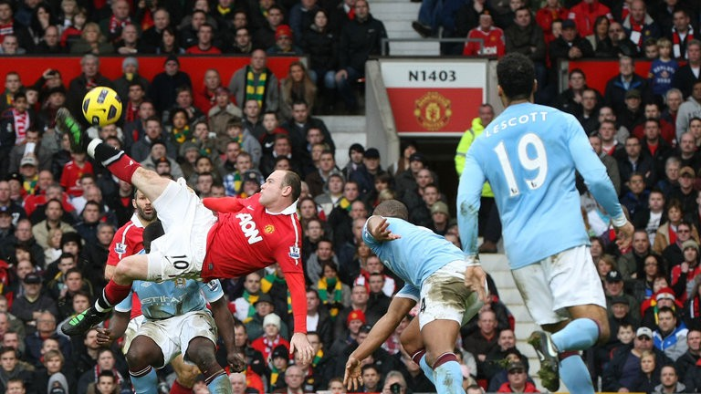 Rooney và những khoảnh khắc lịch sử trong máu áo đội tuyển Anh, Man Utd và Everton - Ảnh 7.