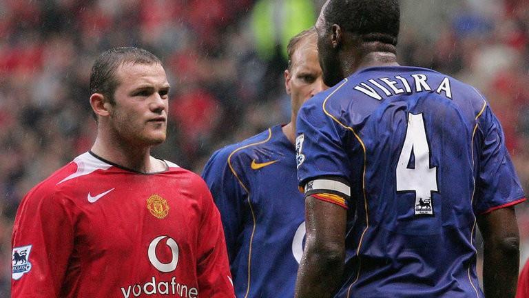 Rooney và những khoảnh khắc lịch sử trong máu áo đội tuyển Anh, Man Utd và Everton - Ảnh 4.