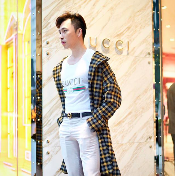 Ai mà ngờ, quản lý của Quỳnh Anh Shyn cũng đẹp trai và sang chảnh chẳng kém gì hot boy! - Ảnh 3.