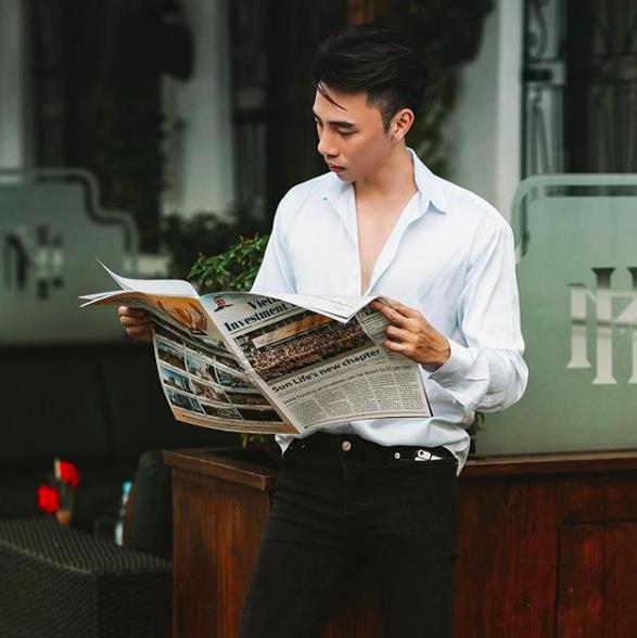 Ai mà ngờ, quản lý của Quỳnh Anh Shyn cũng đẹp trai và sang chảnh chẳng kém gì hot boy! - Ảnh 14.