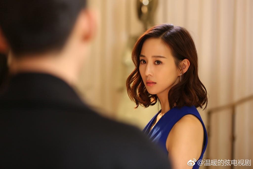Trương Hàn hôn đắm đuối đàn chị Trương Quân Ninh trong phim Huyền Của Ôn Noãn