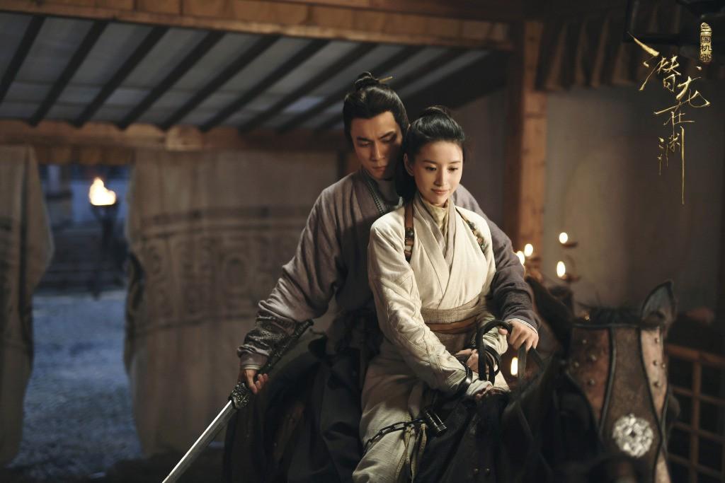 Hậu scandal ngoại tình, Bạch Bách Hà - Đổng Khiết chật vật trở lại màn ảnh nhỏ - Ảnh 12.