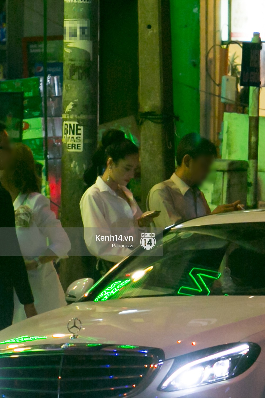 Sau cuộc đụng độ với Khánh My, Nhã Phương rời sự kiện cùng đi ăn ở một quán quen với chị gái - Ảnh 3.