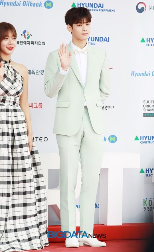 Thảm đỏ Dream Concert 2018: Dàn nữ thần Kpop bị mỹ nhân sexy vô danh lấn át, Seventeen, NCT điển trai như hoàng tử - Ảnh 15.