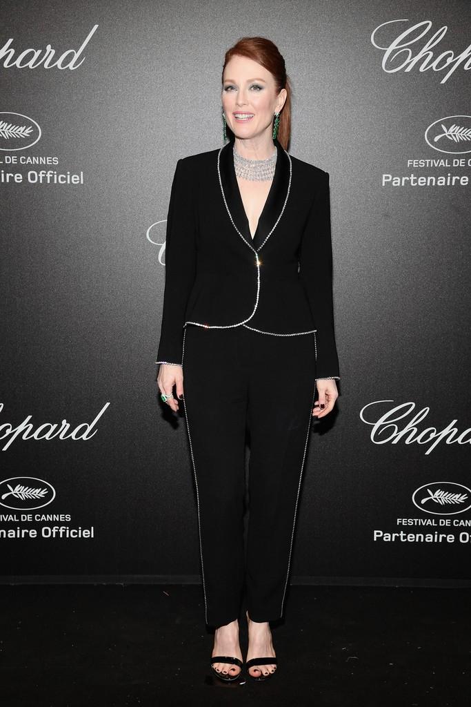 Tiệc tối LHP Cannes: Irina Shayk lộ vùng kín, Quan Hiểu Đồng khoe da trắng bật tông giữa dàn sao quốc tế - Ảnh 11.