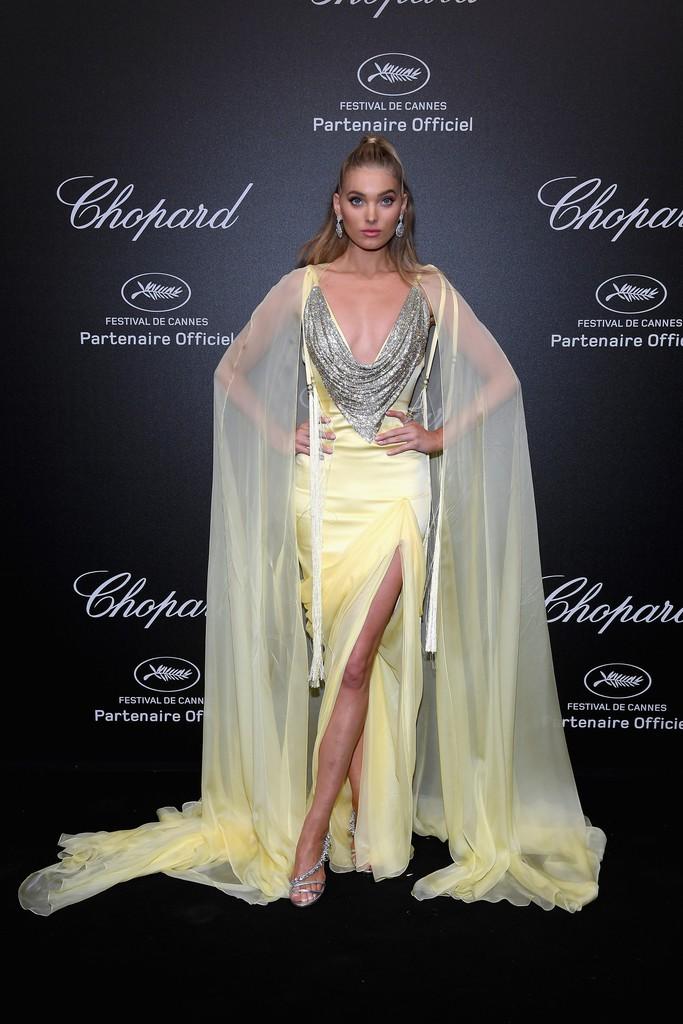 Tiệc tối LHP Cannes: Irina Shayk lộ vùng kín, Quan Hiểu Đồng khoe da trắng bật tông giữa dàn sao quốc tế - Ảnh 5.