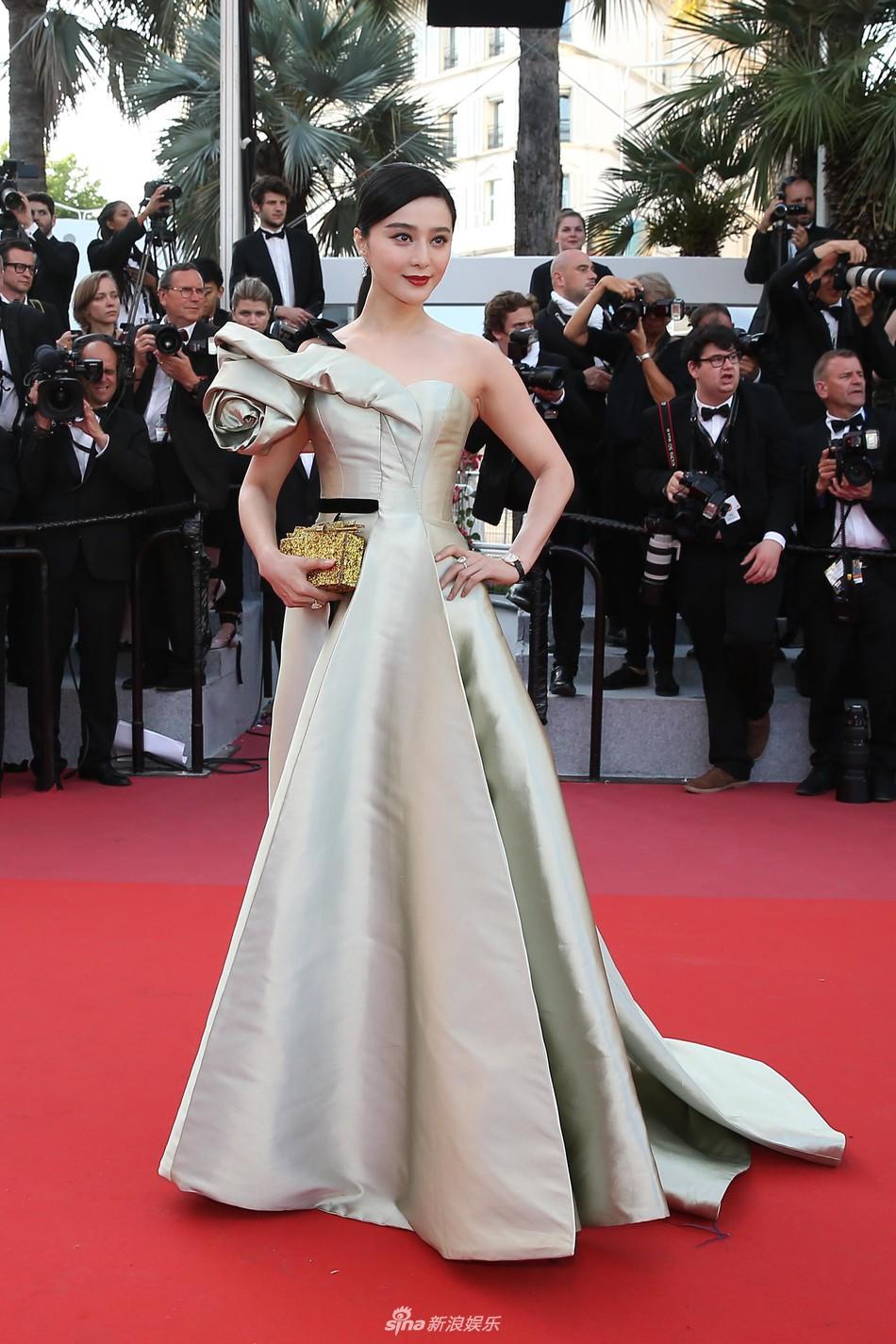 Thảm đỏ Cannes: Đây mới chính là nữ hoàng Phạm Băng Băng mà tất cả cùng mong chờ! - Ảnh 5.