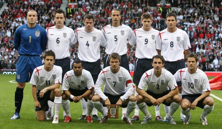 Ferdinand: Thế hệ vàng với Beckham, Lampard, Gerrard, Scholes đã hại tuyển Anh - Ảnh 1.