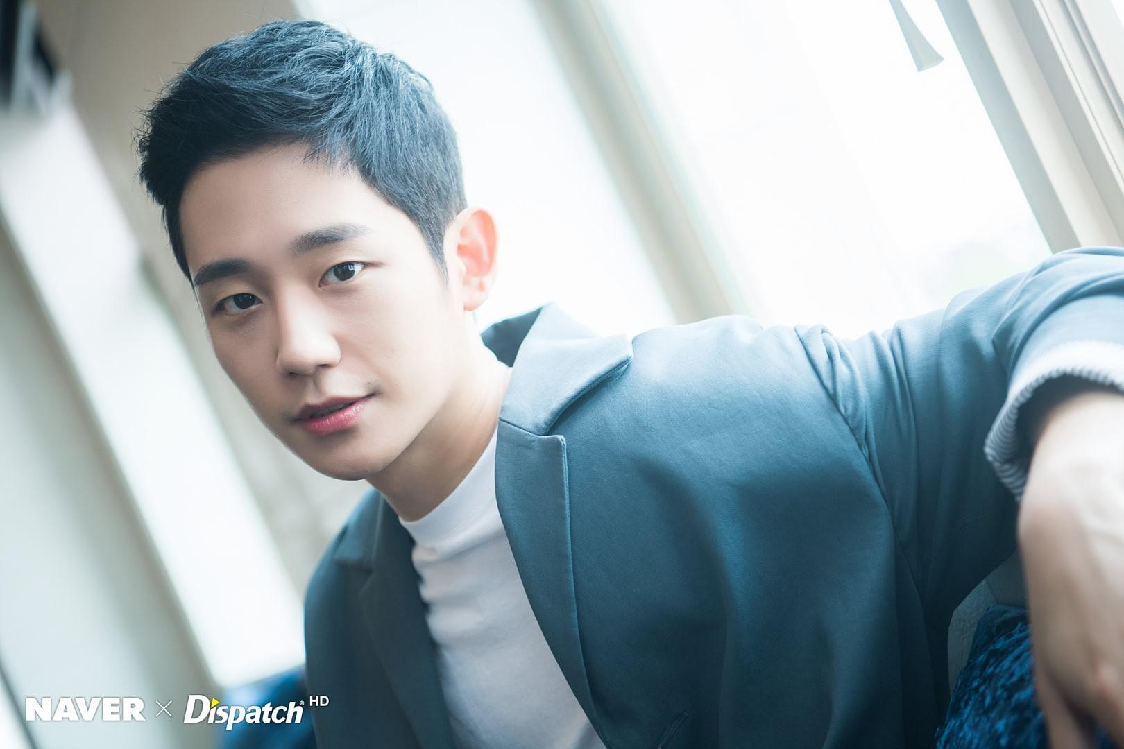 Dispatch tung bộ ảnh zoom đến từng lỗ chân lông của Jung Hae In: Đẳng cấp mỹ nam khiến chị đẹp mê mẩn là đây? - Ảnh 3.