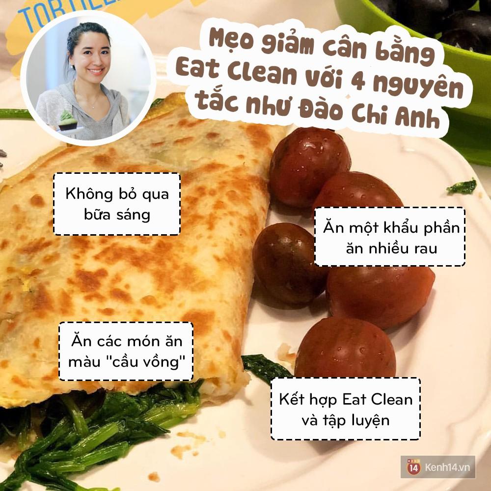 Giảm cân với Eat Clean: Học ngay bà chủ Đào Chi Anh 4 mẹo đơn giản - Ảnh 11.