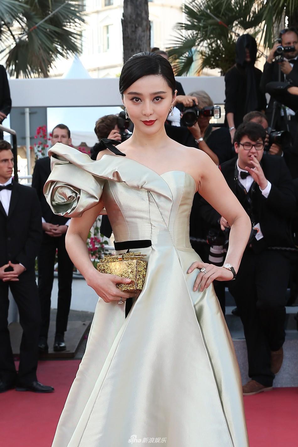 Thảm đỏ Cannes: Đây mới chính là nữ hoàng Phạm Băng Băng mà tất cả cùng mong chờ! - Ảnh 6.