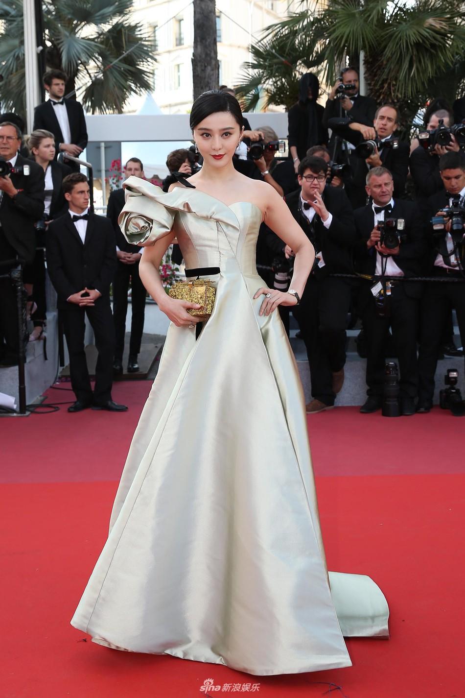 Thảm đỏ Cannes: Đây mới chính là nữ hoàng Phạm Băng Băng mà tất cả cùng mong chờ! - Ảnh 7.