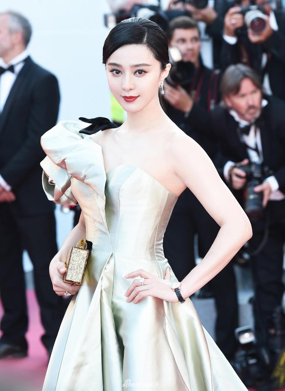 Thảm đỏ Cannes: Đây mới chính là nữ hoàng Phạm Băng Băng mà tất cả cùng mong chờ! - Ảnh 2.