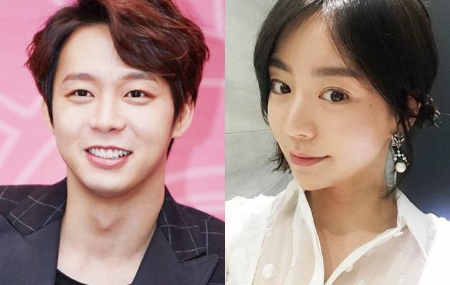 Bị hỏi về việc hoãn cưới với Yoochun, tiểu thư nhà tài phiệt đáp trả bằng một lời tuyên bố làm rộ lên nghi án chia tay - Ảnh 3.
