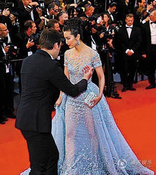 Chiêu trò câu giờ tại Cannes: Người đẹp hạng A lẫn mỹ nhân vô danh đang vứt thể diện trên đấu trường quốc tế? - Ảnh 9.