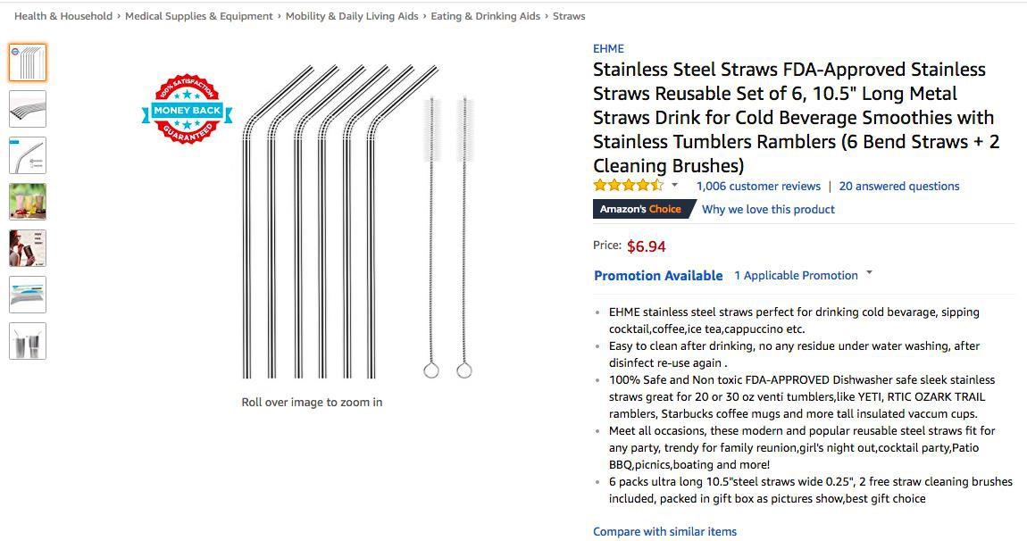 Dùng thử loại ống hút làm từ cỏ và thép không gỉ: Chất liệu thân thiện với môi trường dùng có thích bằng ống hút nhựa? - Ảnh 14.