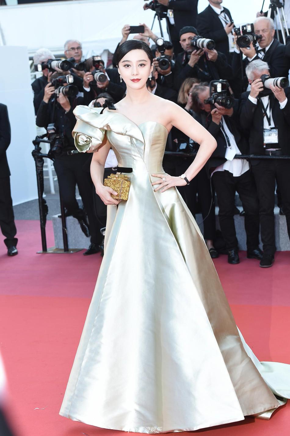 Thảm đỏ Cannes: Đây mới chính là nữ hoàng Phạm Băng Băng mà tất cả cùng mong chờ! - Ảnh 3.