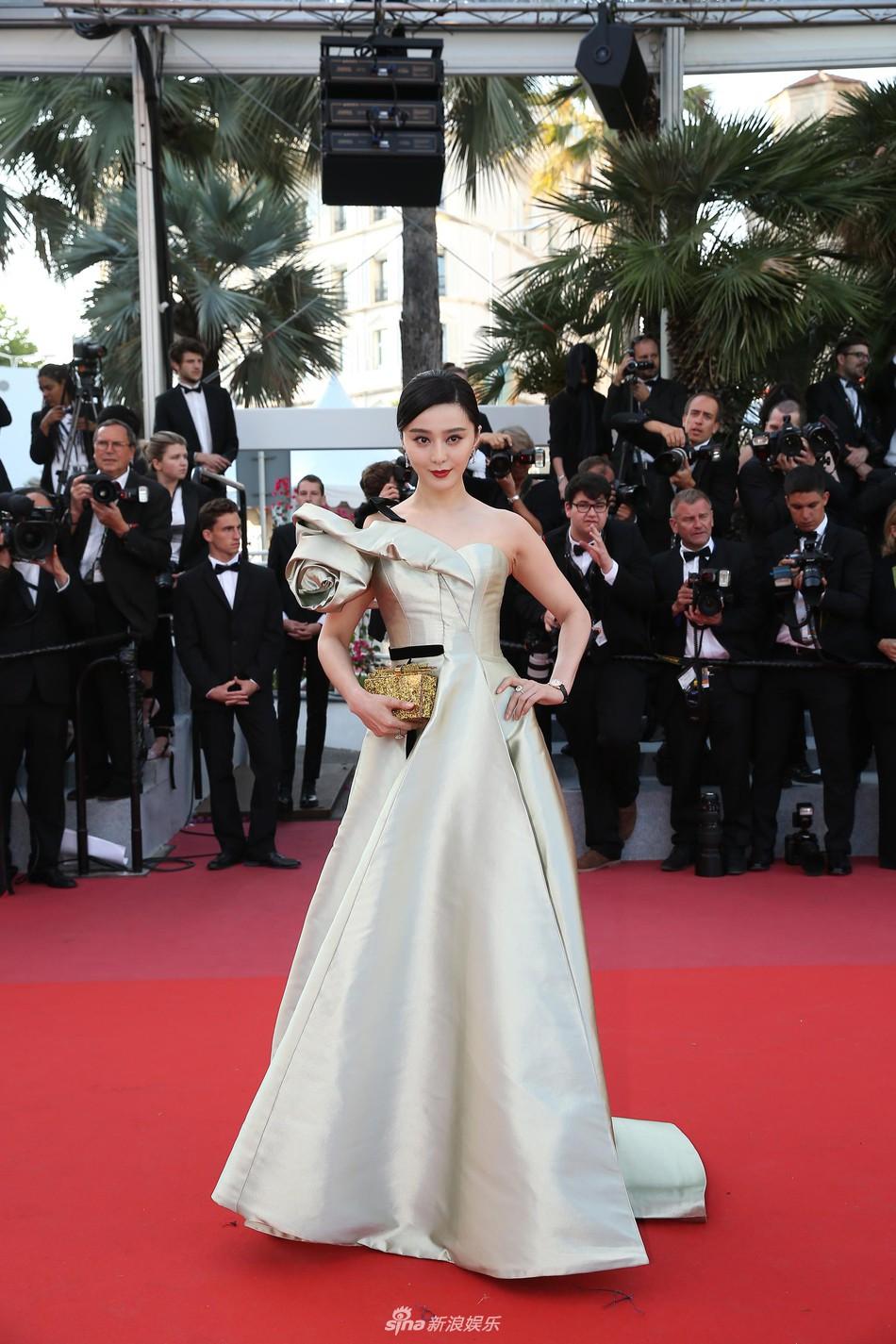 Thảm đỏ Cannes: Đây mới chính là nữ hoàng Phạm Băng Băng mà tất cả cùng mong chờ! - Ảnh 10.