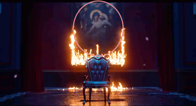 """Vụ ồn ào về hình ảnh đốt tranh Đức Mẹ sầu bi trong MV mới của Sơn Tùng M-TP: """"Đây là trách nhiệm của chính người đã làm ra MV này"""" - Ảnh 1."""
