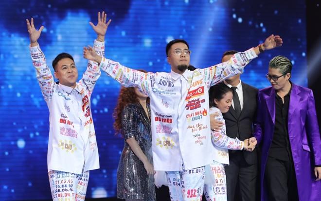 Lộn Xộn Band vượt mặt Andiez, đăng quang Quán quân Sing My Song 2018 - Ảnh 2.