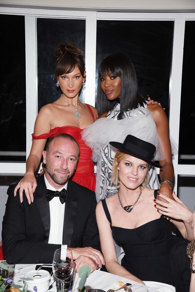 Tiệc tối LHP Cannes: Bella Hadid ngày càng nâng tầm nhan sắc, đọ vẻ xinh đẹp với sao Mỹ nhân tâm kế - Ảnh 13.