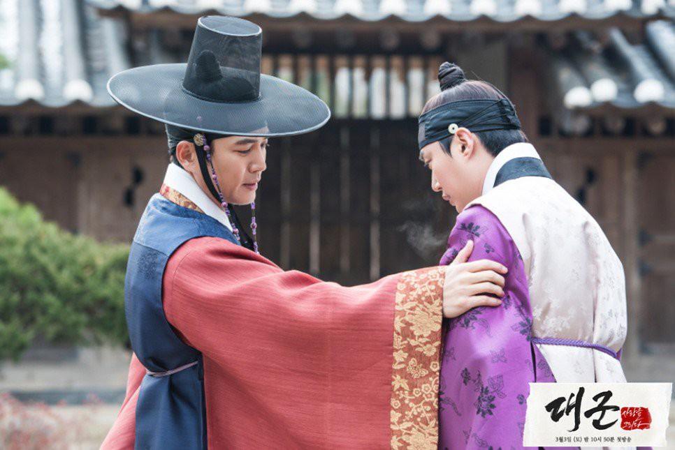 Grand Prince: Phim Hàn vừa lập kỉ lục rating, không sáng tạo nhưng rất hút fangirl - Ảnh 7.