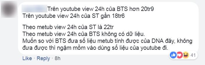 Chạy Ngay Đi sau 24h chỉ hiện 19 triệu view, vậy có công bằng khi khẳng định Sơn Tùng phá kỷ lục châu Á của BTS? - Ảnh 6.