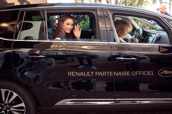 Lý Nhã Kỳ sánh bước cùng minh tinh Marion Cortillard trên thảm đỏ Cannes ngày 5 - Ảnh 8.