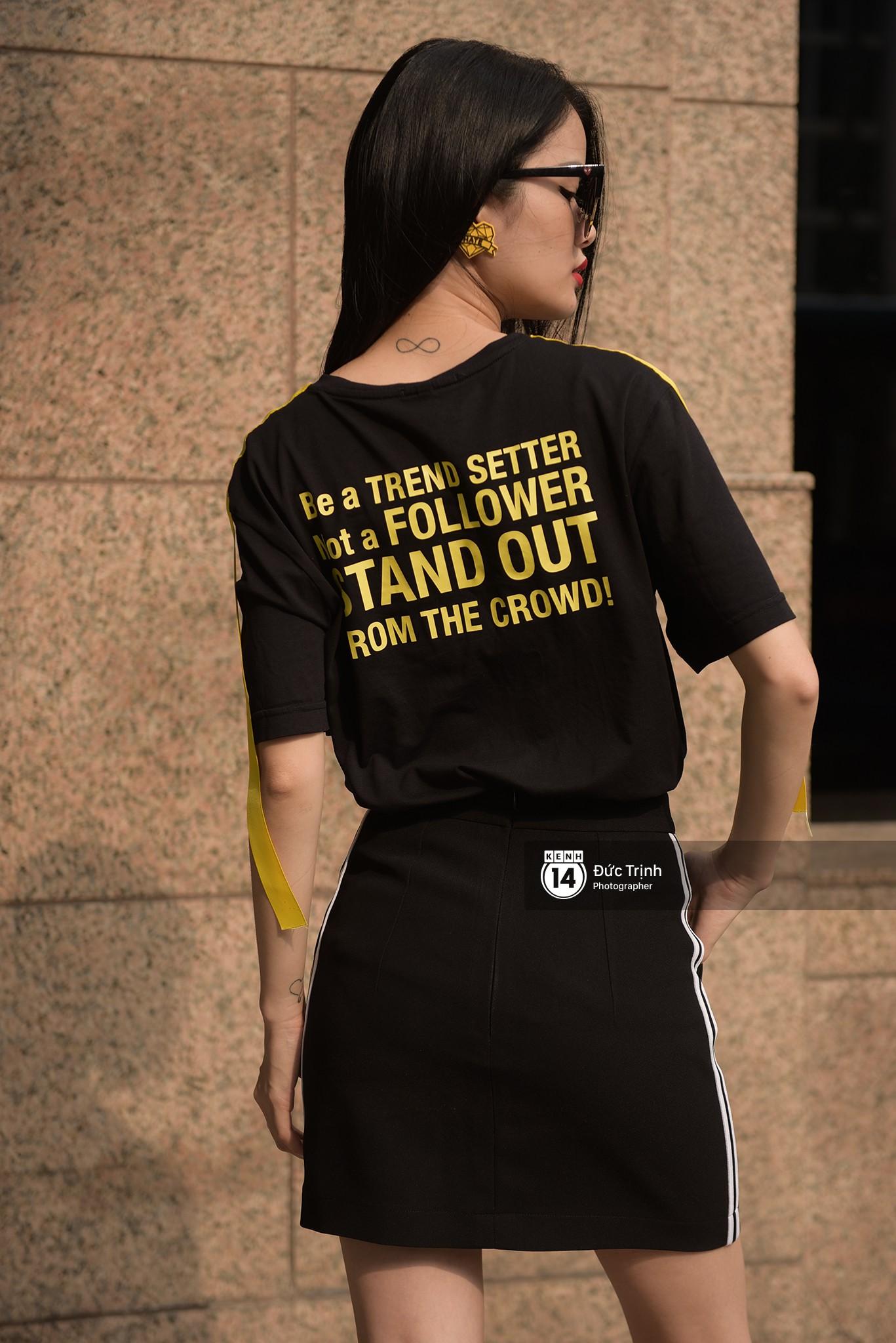 Street style giới trẻ Việt: Hà Nội toàn áo 2 dây và xuyên thấu mát mẻ; Sài Gòn vẫn điệp khúc càng ấm càng chất - Ảnh 8.