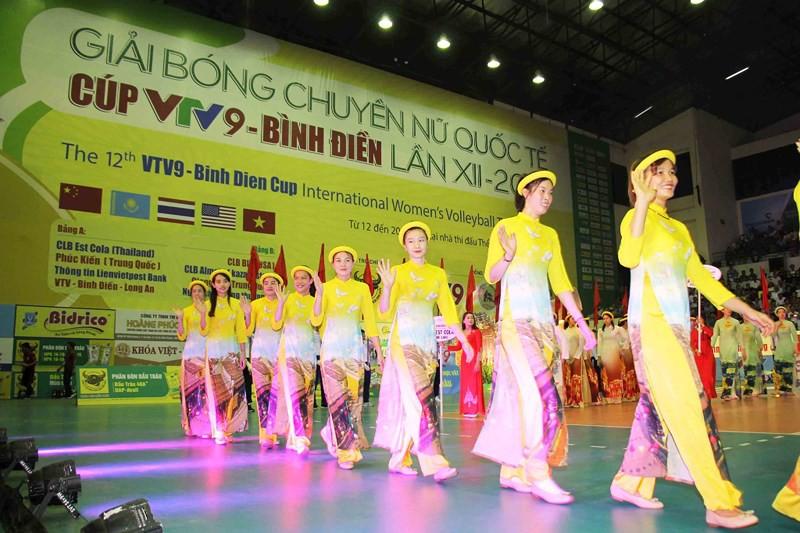 VTV Bình Điền Long An đánh bại Est Cola Thái Lan trận mở màn - Ảnh 2.