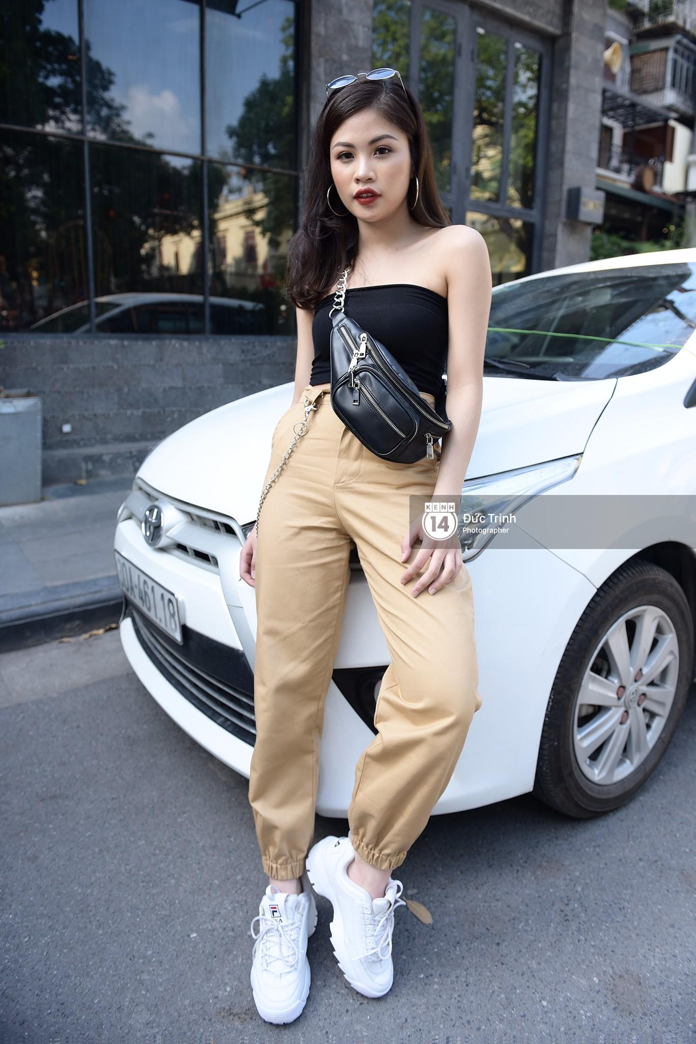 Street style giới trẻ Việt: Hà Nội toàn áo 2 dây và xuyên thấu mát mẻ; Sài Gòn vẫn điệp khúc càng ấm càng chất - Ảnh 3.