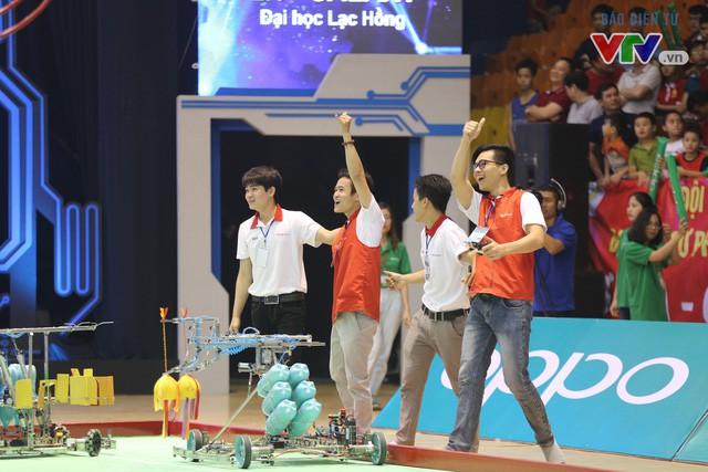 Không quá bất ngờ, đại học Lạc Hồng chính thức vô địch Robocon Việt Nam lần thứ 8! - Ảnh 4.
