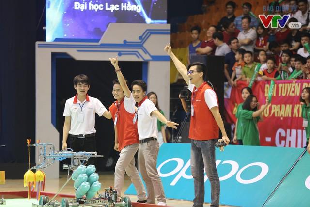 Không quá bất ngờ, đại học Lạc Hồng chính thức vô địch Robocon Việt Nam lần thứ 8! - Ảnh 3.