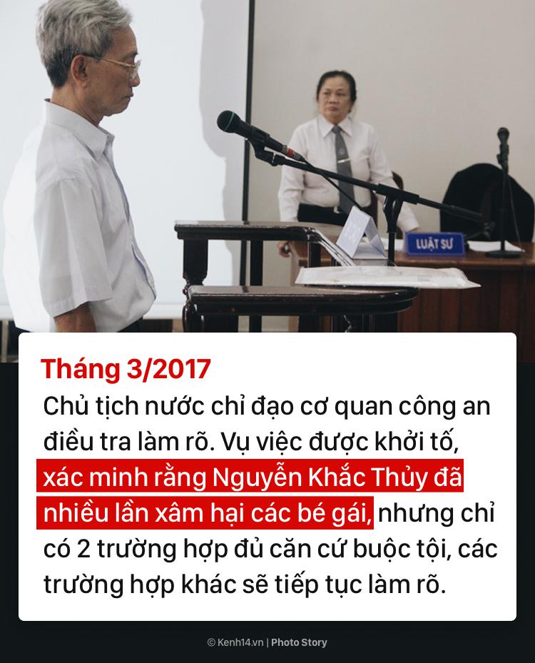 Toàn cảnh vụ Nguyễn Khắc Thủy 77 tuổi dâm ô trẻ em, được giảm án xuống 18 tháng tù treo - Ảnh 5.
