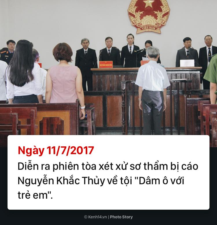 Toàn cảnh vụ Nguyễn Khắc Thủy 77 tuổi dâm ô trẻ em, được giảm án xuống 18 tháng tù treo - Ảnh 7.