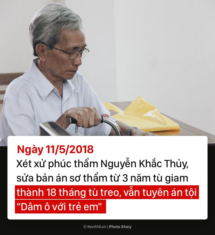 Toàn cảnh vụ Nguyễn Khắc Thủy 77 tuổi dâm ô trẻ em, được giảm án xuống 18 tháng tù treo - Ảnh 13.
