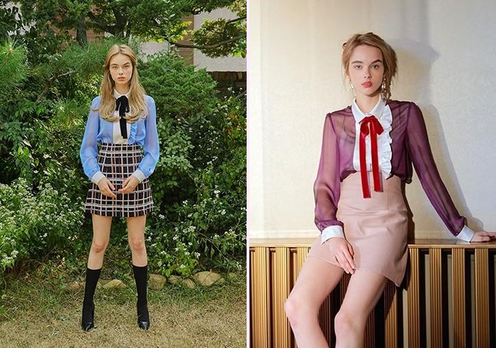 """Một chiếc áo mà 9 idol cùng mặc: Lisa (Black Pink) """"ngầu"""" hết cỡ, IU lại trẻ như học sinh - Ảnh 10."""