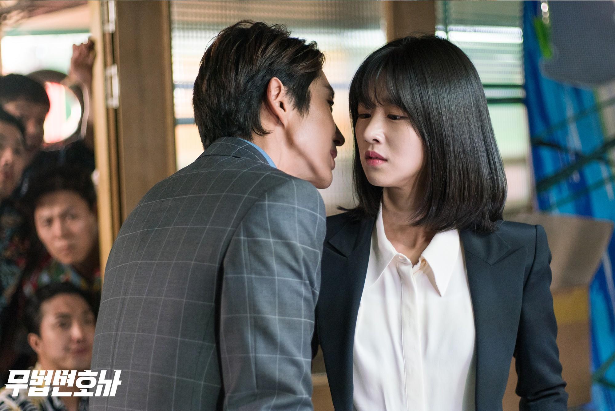 Phim ngầu lòi của Lee Jun Ki mới chiếu đã rating béo múp, còn chất lượng thì sao? - Ảnh 4.