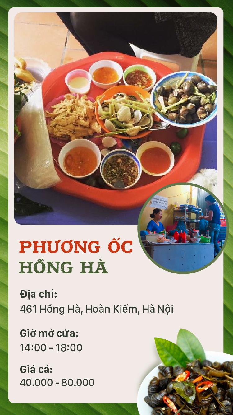 Buổi tối mát trời thì tranh thủ rủ nhau đi ăn ốc thôi, có cả list quán ở Hà Nội rồi đây - Ảnh 5.