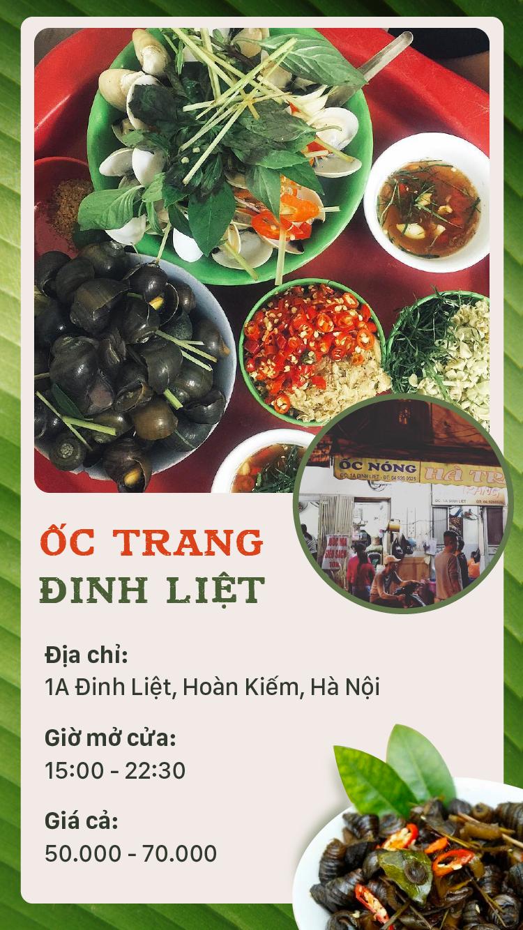 Buổi tối mát trời thì tranh thủ rủ nhau đi ăn ốc thôi, có cả list quán ở Hà Nội rồi đây - Ảnh 9.