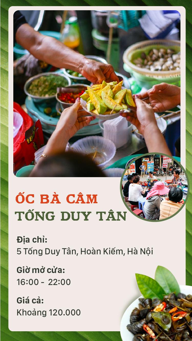 Buổi tối mát trời thì tranh thủ rủ nhau đi ăn ốc thôi, có cả list quán ở Hà Nội rồi đây - Ảnh 11.