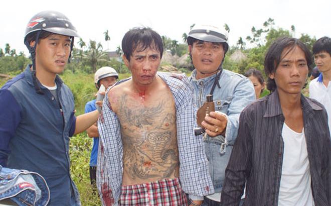2 hiệp sĩ bị đâm tử vong ở Sài Gòn rất đau đớn, nhưng quyết không lùi bước trước tội phạm - Ảnh 1.
