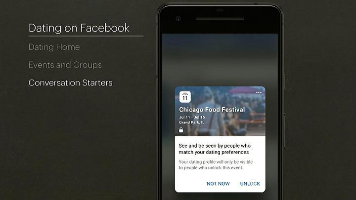 Facebook tự tin vì ứng dụng hẹn hò của mình có một vũ khí bí mật không đối thủ nào có - Ảnh 2.