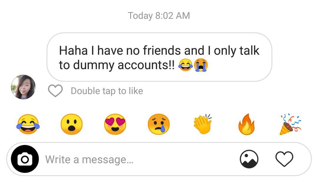 Instagram lại lộ tẩy thêm tính năng bị giấu: Hashtag cầu vồng đổi màu từng chữ, cải tiến Direct Message... - Ảnh 5.