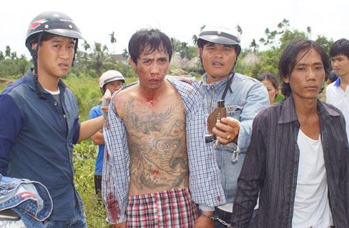 2 hiệp sĩ bị đâm tử vong ở Sài Gòn rất đau đớn, nhưng quyết không lùi bước trước tội phạm - Ảnh 4.