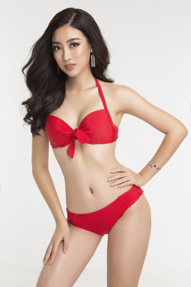 2 năm sau ngày đăng quang, bây giờ HH Đỗ Mỹ Linh mới bước vào cuộc đua khoe dáng với hình ảnh diện bikini nóng bỏng - Ảnh 4.